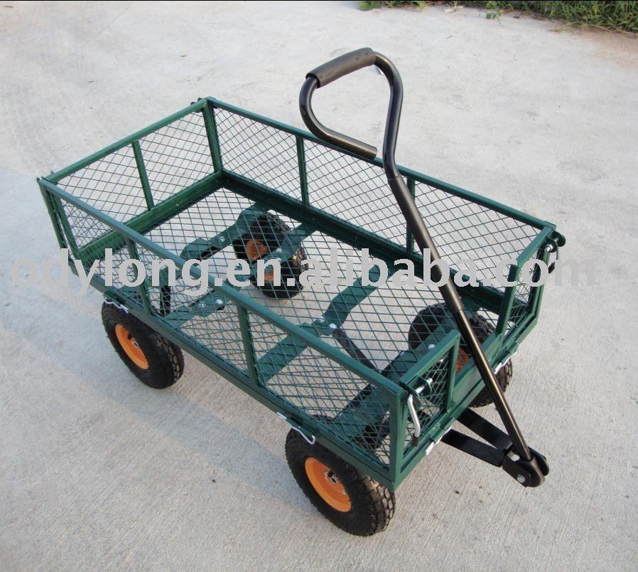 Herramientas carro carros de jardineria herramientas - Herramientas de jardineria ...