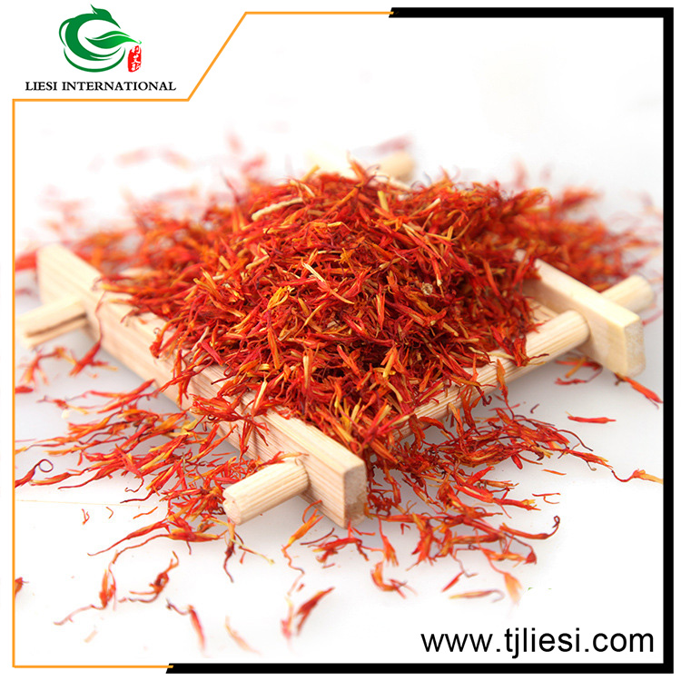 china supplier free sample natural safflower yellow