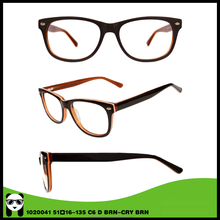 Width Temple Wooden Acetate American Optical Frames