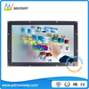 HDMI RS232 USB 27 inch touch screen LCD monitor with Infrared/IR/SAW/Capacitive touch optional