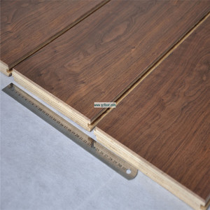 prefinished big plank walnut floor tile/wood price/parquet wood flooring prices