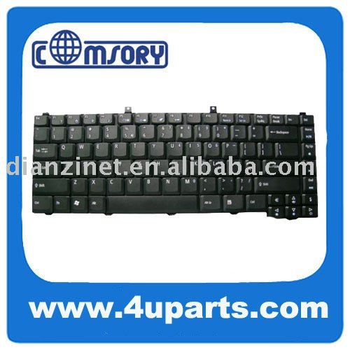 Original Laptop keyboard for Acer Aspire 1400 1600 3000 3500 3610 5000