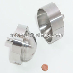 High Quality Precision Turned Aluminum Part CNC Works