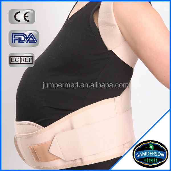 post maternity pelvic support / back support for maternity