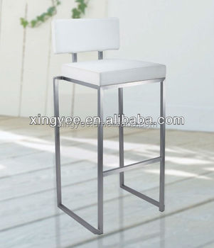 Super Stackable Bar Stool Modern Bar Furniture Kitchen High Chair Metal Stainless Steel Leather Counter High Chair Bar Stools Buy Chair Bar Bar Pabps2019 Chair Design Images Pabps2019Com