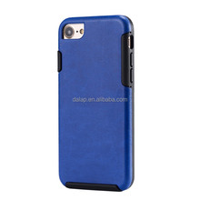 2017 newest unique product tpu leather fabric case for iphone 7