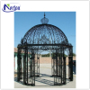 European style customized wedding greenland antique wrought iron gazebo NT-CID008