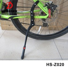 Foldable total aluminum ally bike leg stand bicycle kickstand