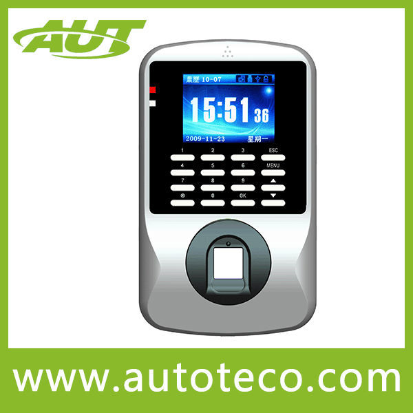 Retail Security System Fingerprint Keypad Access Control System (AT-F6)