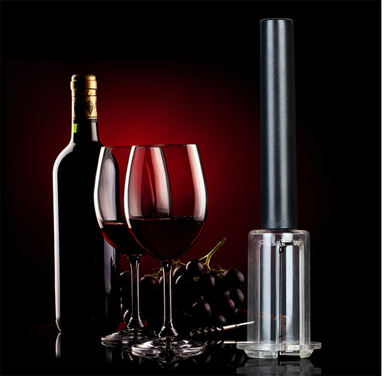 2019 hot product air pressure bottle opener pump wine opener