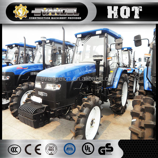 Garden tractor new cheap Lutong Tractor TB604 4WD wheel farm tractor made in china