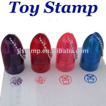Bullet Mould Toy Kids Flash Inking Pad Stamp - Buy Toy Ink Pad Stamp,Bullet  Model Stamp,Pre Ink Stamp Product on Alibaba com