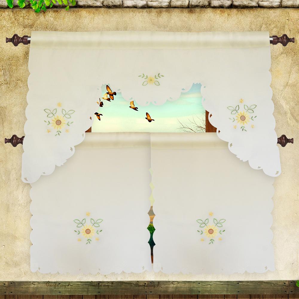 ventanas cortina para la cocina