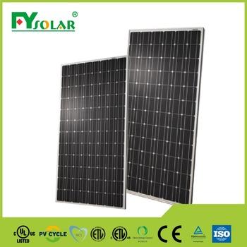 high efficiency new tech 340w mono solar module pv solar panel buy fy solar 340w solar module. Black Bedroom Furniture Sets. Home Design Ideas