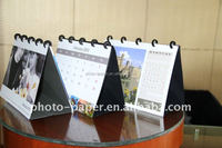 DIY photo calendar 4R A5 16 sheets glossy photo paper