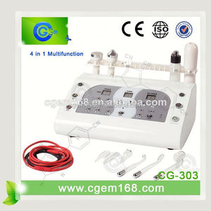 CG-303 4 in 1 mini ultrasonic beautiful instrument for skin care
