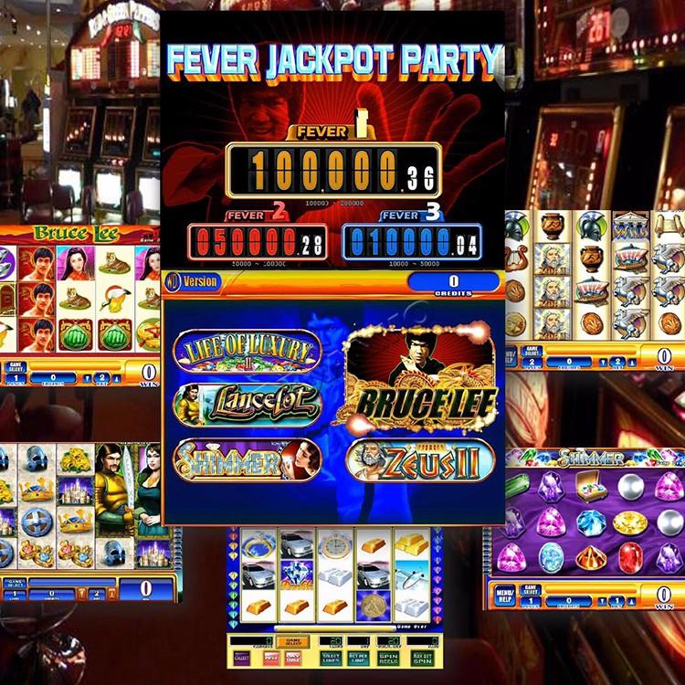 Fortune Lions Slot Machine