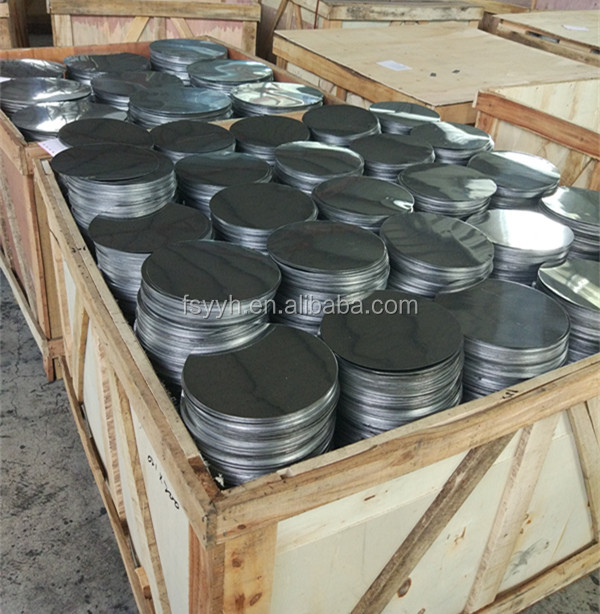 430 Grade Stainless Steel Circle In Foshan/jieyang With The Best ...