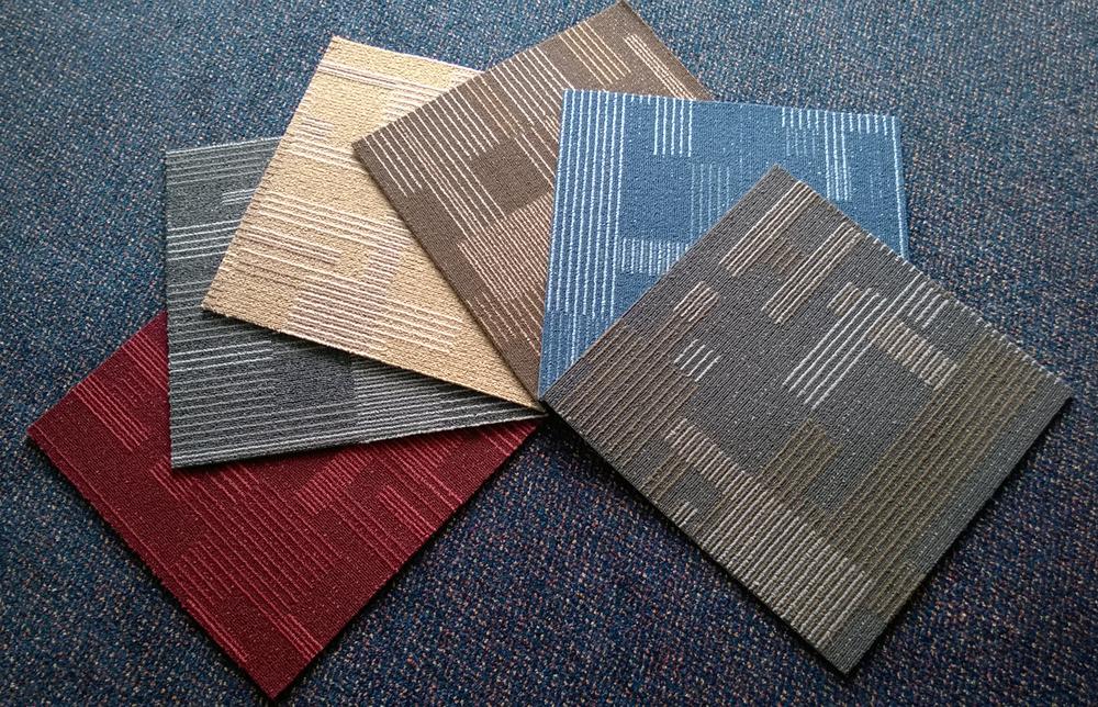 Modern Design Pp Carpet Floor Tiles 50x50 Buy Pp Carpet Tile