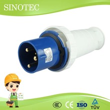 16 amp commando socket 5 pole industrial plug 3 pin
