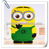 Wholesale Price New Arrival Minion Case For iPad 2 3 4,animal case for ipad 2