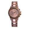 W4334 stone studded watch ladies stone watches stone wrist watch