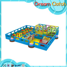 2017 new indoor Playground Type, commercial indoor playgrounds with Various Colors
