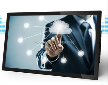 Wall mounted, desktop or floor stand HD android RK3188 3288 22 inch networks advertising screen Remote Manageable