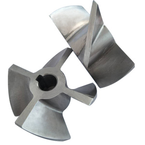 High Quality Custom Pump Stainless Steel Impeller Processing