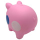 Hot Sales pink wholesale counts money ceramic cheap piggy bank for adults
