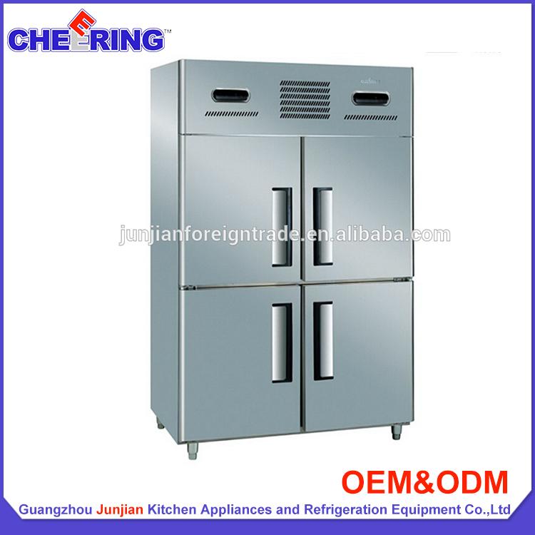 hei er verkauf edelstahl zwei temperatur 4 t ren chiller gefrierschrank guangzhou. Black Bedroom Furniture Sets. Home Design Ideas