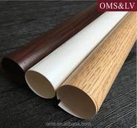 Wood Grain PVC Lamination Film for Wall Panel Decoration