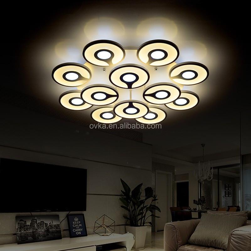 Lamparas de techo para dormitorios minimalista - Venta de lamparas de techo ...