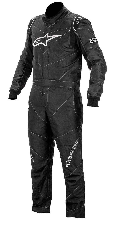 Alpinestars 2015 GP RACE Suit SFI / FIA Size 48 Black/White