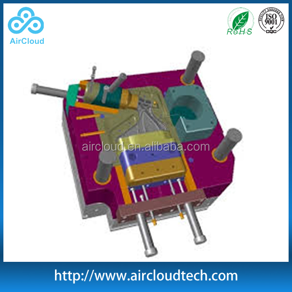 Long Life High Quality Quick Prototype Mold Maker with Best Engineer Team