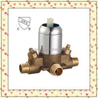 UPC faucet part -- Pressure balance shower valve , Bathroom shower accessories