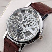 Custom automatic hollow watch movement imported from China in wholesales price