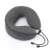 Outdoor Material Smart Polyurethane Memory Foam Plush Travel Neck Pillow With Sleep Eyemask and Ear Plugs