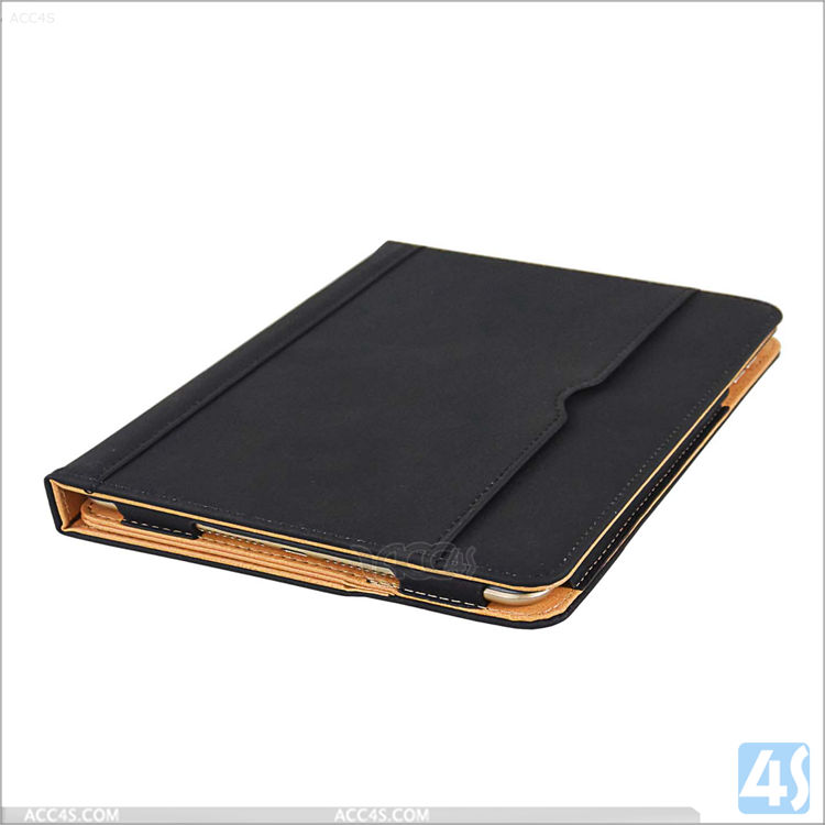 Tan cases case for Ipad mini 4 -released 2015, High quality PU leather case for Ipad mini 4