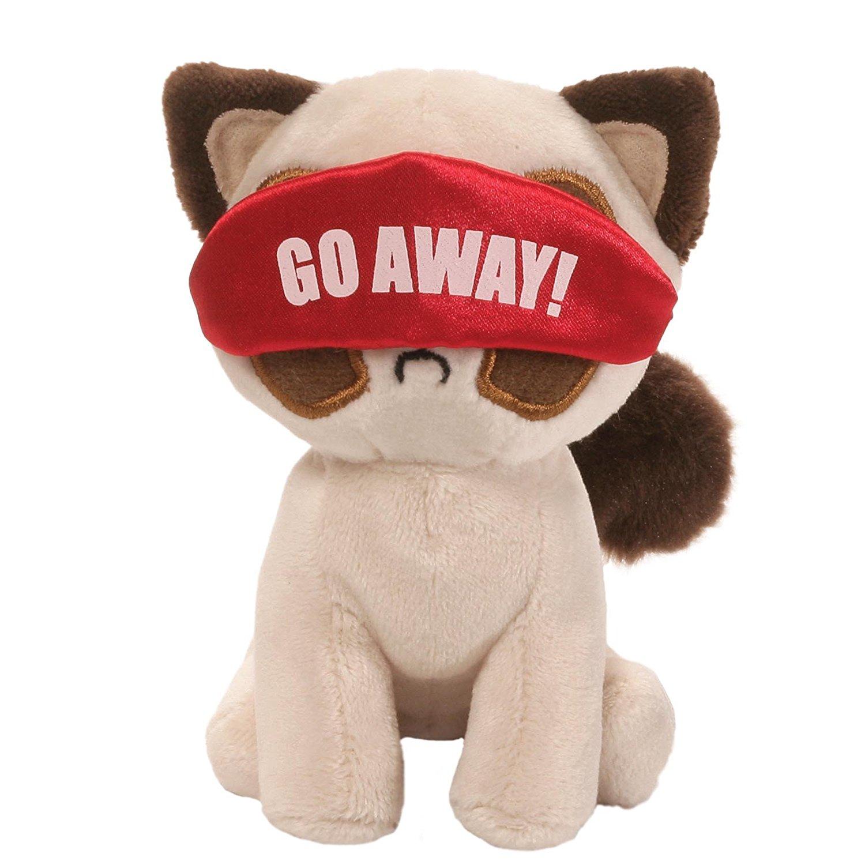 Gund Grumpy Cat Box O Grump Nighty Night Plush