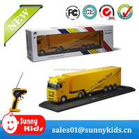 Wholesale 1/32 remote control truck toys rc metal truck for kids