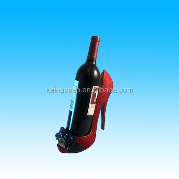 collection resin shoe shape bottle holders