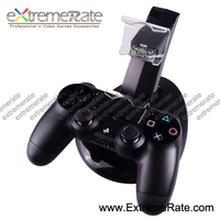 Dual USB for PS4 charging stand dock for sony playstation 4 controller