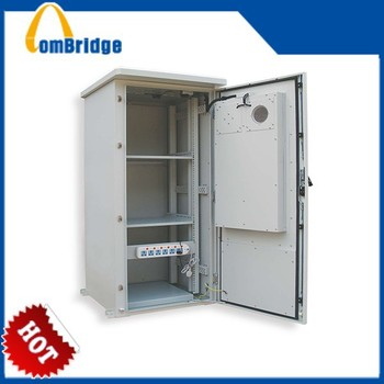 Customized Telecom Equipment Waterproof Outdoor Cabinet