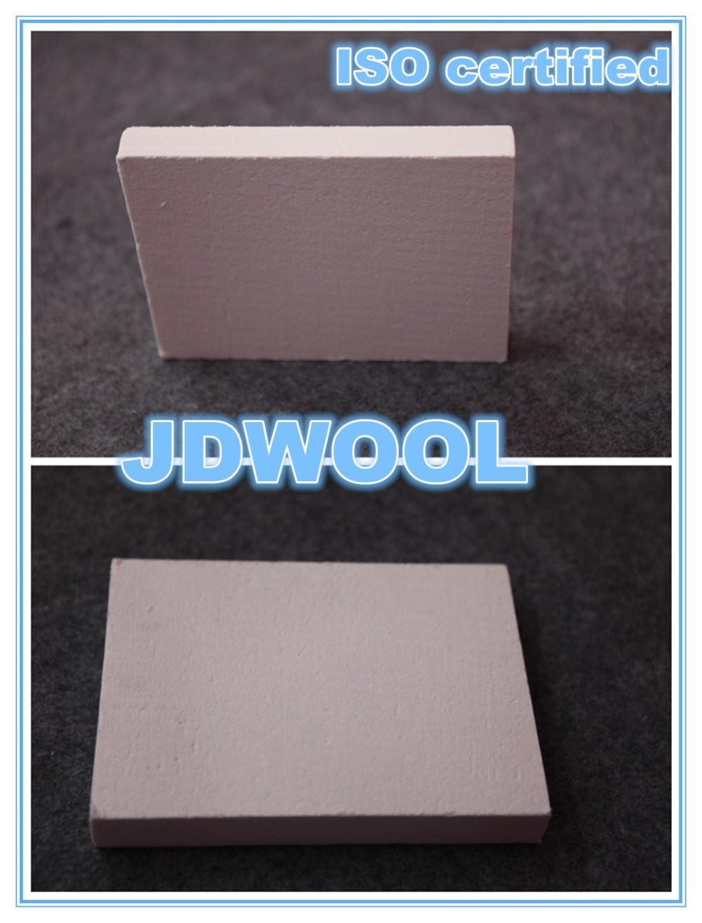 Aluminum Silicate High Precision Tentest Insulation Board