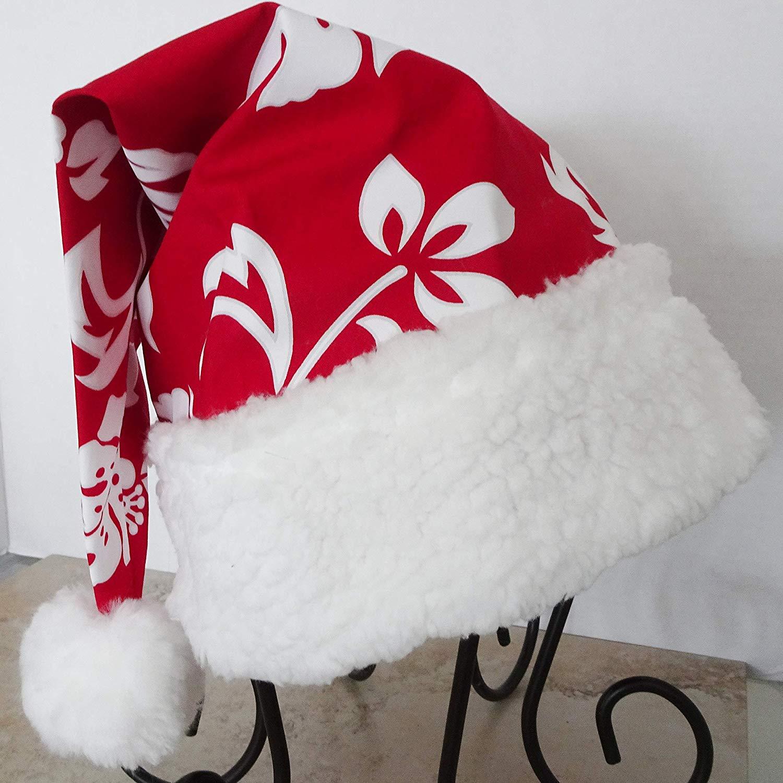 ea9d77265e863 Get Quotations · Tropical Santa Hat