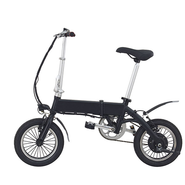electric bike folding city electric bike 2017 36V 250W inner baatery pedal assist