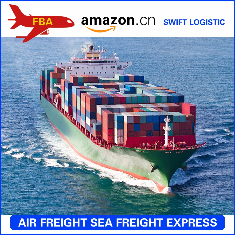 China cheap fba amazon sea freight to europe to Portugal