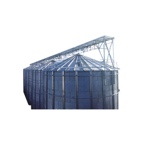 2018 hot product henan hengmu ISO qualified at factory price small grain silos 3 ton capacity small grain silos
