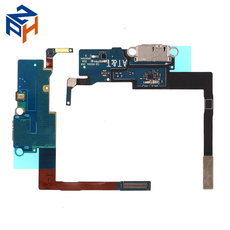 New USB Gốc Ban Sạc Connector Cho Cảng Samsung Galaxy Note 3 N900 N9005 N900A N900P N900V Dock Sạc Flex Cable